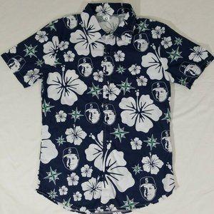 "Seattle Mariners Lou Pinella ""Lou'au"" Hawaiian"